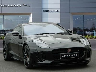 used Jaguar F-Type 3.0 Supercharged V6 R-Dynamic 2Dr Auto