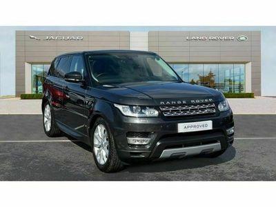 used Land Rover Range Rover Sport 3.0 SDV6 [306] HSE 5dr Auto Diesel Estate