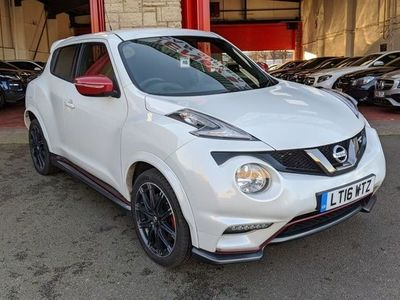 used Nissan Juke 1.6 NISMO RS DIG-T 5d 215 BHP NO ULEZ CHARGE+USB IN+NISMO RS