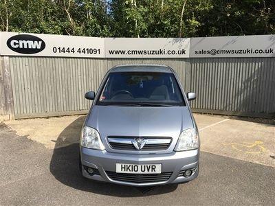 used Vauxhall Meriva ACTIVE PLUS