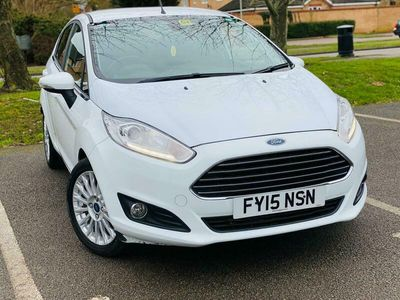used Ford Fiesta 1.0 EcoBoost Titanium (s/s) 5dr