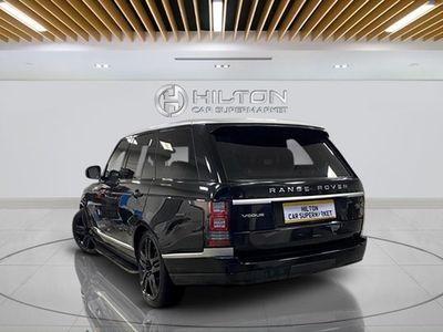 used Land Rover Range Rover Estate 3.0 TDV6 Vogue 4d Auto