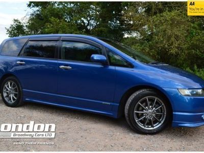 used Honda Odyssey ABSOLUTE 2.4 5dr