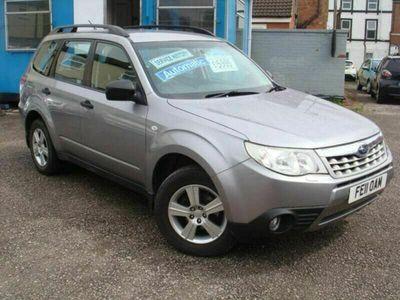 used Subaru Forester 2.0 X auto