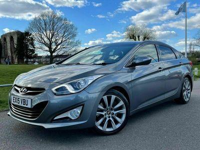 used Hyundai i40 1.7 CRDi Premium 4dr