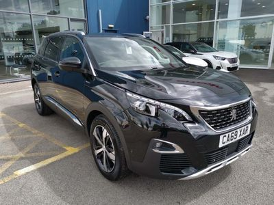 used Peugeot 5008 1.5 BlueHDi GT Line EAT (s/s) 5dr