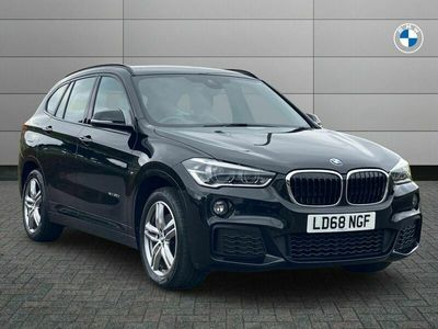 used BMW X1 xDrive20d M Sport