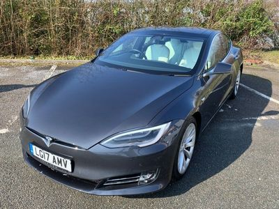 used Tesla Model S 60D Auto 4WD 5dr