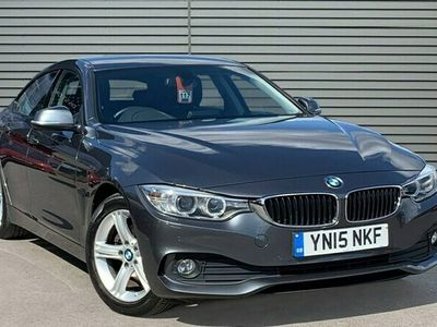 used BMW 420 4 Series d SE 5dr Auto