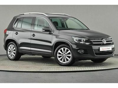 used VW Tiguan Match 1.4 TSI BMT 160PS 2WD 6-speed Manual 5 Door
