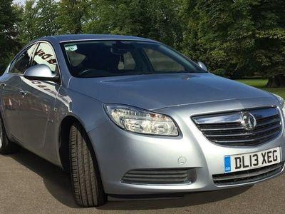 used Vauxhall Insignia 2.0 CDTi 16v SE Nav Hatchback 5dr Diesel Manual (127 g/km, 158 bhp)