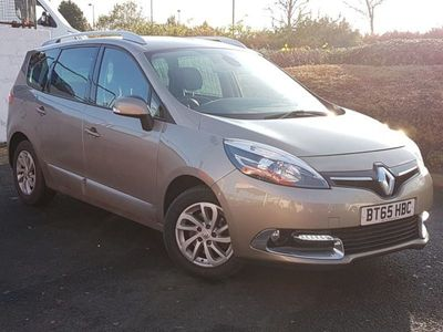used Renault Grand Scénic 1.5 Dci Dynamique Nav 5Dr Auto