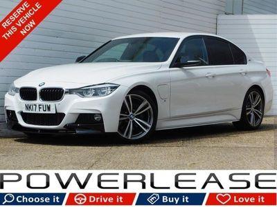 used BMW 330e 3 SERIES 2.0M SPORT 4d AUTO 181 BHP H/K 19INCH ALLOYS M SPORT PLUS