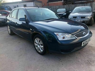 used Ford Mondeo 2.0 LX 5dr