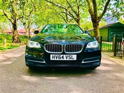 used BMW 518 5 Series d [150] SE 4dr Step Auto