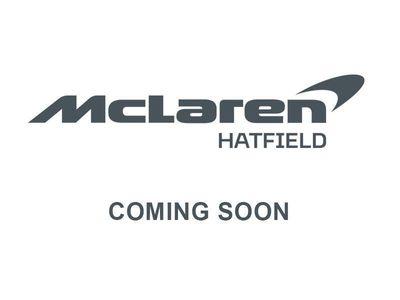 used McLaren 570S Spider V8 2dr SSG 3.8