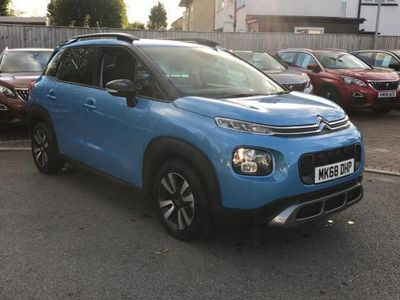 used Citroën C3 Aircross 1.2 PureTech Feel 5dr hatchback