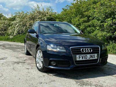used Audi A4 Avant 2.0TD SE (143ps)