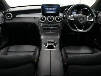 used Mercedes C300 C ClassAMG Line Premium Plus 2dr 9G-Tronic Coupe 2018