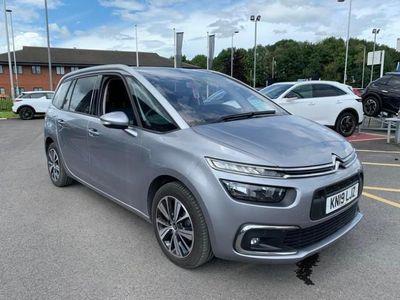 used Citroën C4 SpaceTourer Grand1.2 PureTech Feel (s/s) 5dr