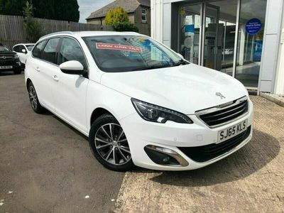 used Peugeot 308 1.6 BLUE HDI S/S SW ALLURE 5d 120 BHP