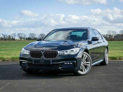 used BMW 740 7 Series 3.0 d M Sport Auto xDrive (s/s) 4dr