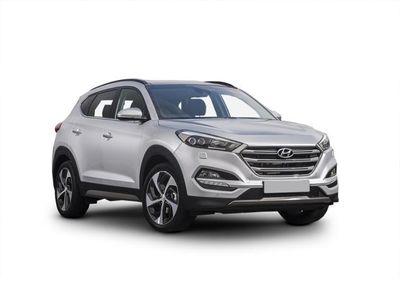 used Hyundai Tucson 2.0 CRDi SE Nav 5dr Auto diesel estate