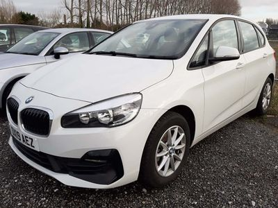 used BMW 220 2-Series Active Tourer i SE Sport Dual-clutch auto (04/2018 on) 5d