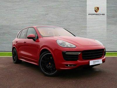used Porsche Cayenne GTS
