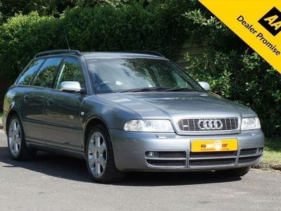 used Audi S4 2.7AVANT QUATTRO 5d 261 BHP IDEAL INVESTMENT, VERY CLEAN CONDITION