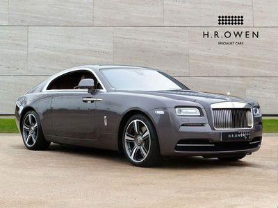 used Rolls Royce Wraith V12 2DR AUTO