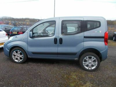 used Fiat Qubo 1.3 My Life (s/s) 5dr