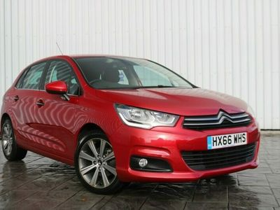 used Citroën C4 1.2 PURETECH FLAIR S/S EAT6 5DR AUTOMATIC ONE REGISTERED KEEPER
