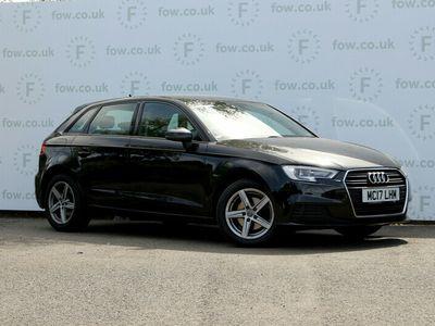 used Audi A3 Sportback 1.5 TFSI SE 5dr S Tronic [Parking Sensors, Cruise Control, Heated Seats]