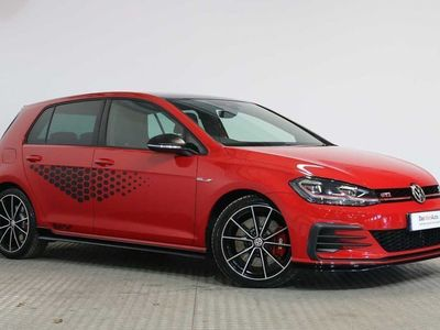 used VW Golf 2.0 Tsi 290 Gti Tcr 5Dr Dsg