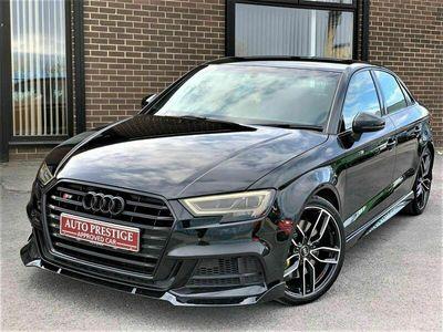used Audi S3 2.0 TFSI S Tronic quattro (s/s) 4dr