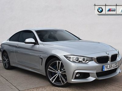 used BMW 435 d xDrive M Sport Coupe