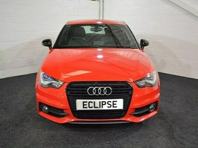 used Audi A1 1.4 TFSI S LINE STYLE EDITION 3d AUTO 121 BHP Cruise-AC-Xenon plus-Black Pa