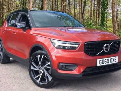 used Volvo XC40 2.0 T4 (190bhp) R-Design Pro Automatic (with Electric Tailgate, Keyless)