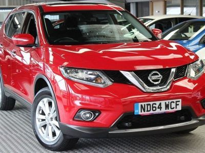used Nissan X-Trail 1.6 DCI ACENTA 5d 130 BHP PANORAMIC SUNROOF + 4WD