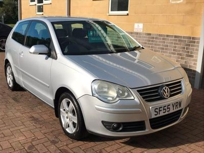 used VW Polo 1.4 Sport FSI 86 3dr