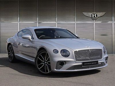 used Bentley Continental GT 4.0 V8 Mulliner Driving Spec 2dr Auto [Tour Spec]