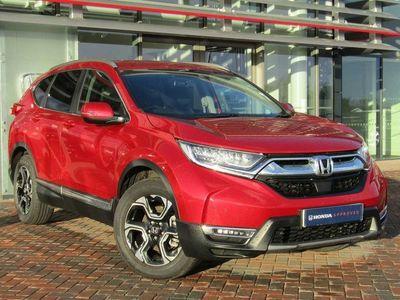 used Honda CR-V 2.0 i-MMD (184ps) 4WD SR 5-Door 5dr