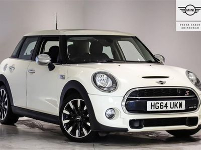 used Mini Cooper S HATCHBACK Petrol 2.05dr Auto [Chili Pack]