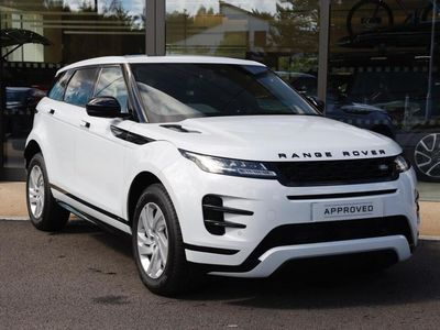 used Land Rover Range Rover evoque 2.0 D240 R-Dynamic S 5dr Auto