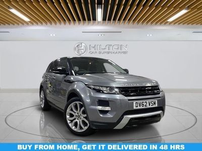 used Land Rover Range Rover evoque 2.2 SD4 DYNAMIC 5d 190 BHP