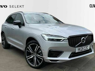 used Volvo XC60 Recharge T6 Plug-in hybrid AWD R-Design Automatic (Climate Pack, Tech Pack)