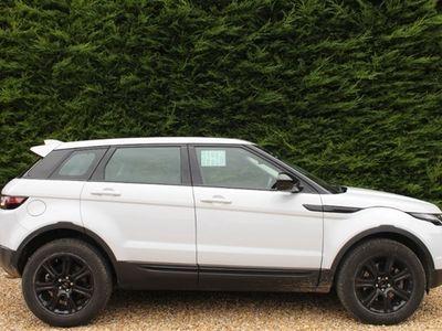 used Land Rover Range Rover evoque TD4 SE TECH