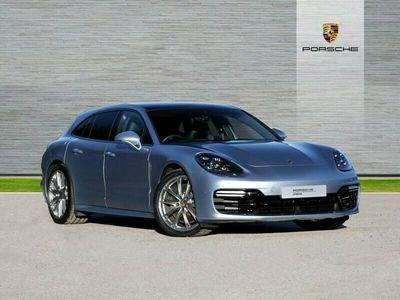 used Porsche Panamera Turbo Sport Turismo