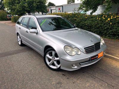 used Mercedes C200 C ClassCDI Classic SE 5dr Auto